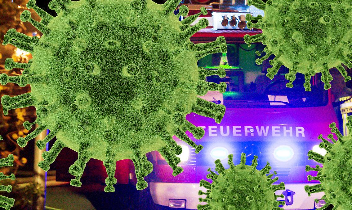 COVID-19 (Coronavirus SARS-CoV-2) - (c) Robert Koch-Institut